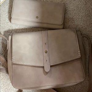 Cross Body purse & wallet